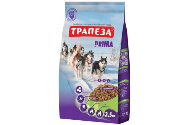 Прима сухой корм для активных собак