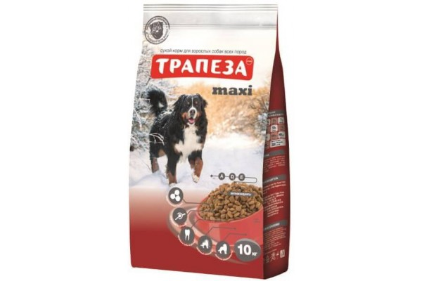 Макси сухой корм для взрослых собак 10 кг