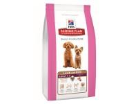 Hill's Science Plan Canine Adult Small & Miniature - корм для взрослых собак миниатюрных пород с  ягнёнком и рисом, 300 г (10514Т)