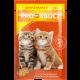 Прохвост консервы для котят цыпленок в соусе, 85 г