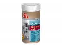 8in1 Excel Multi Vitamin Adult  - Мультивитамины для взрослых собак, 70 таблеток