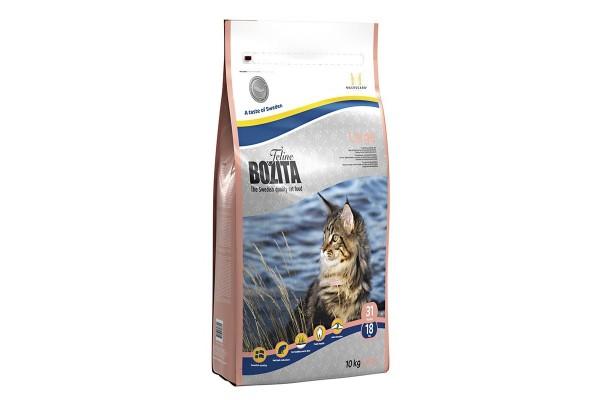 Корм Bozita super premium для взрослых и молодых кошек крупных пород, Feline Funktion Large 31/18 2 кг.