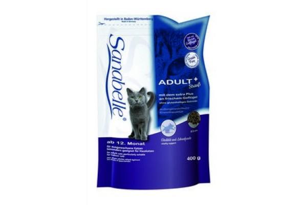 Корм для кошек Бош Санабелль Эдалт с мясом страуса, 0,4 кг