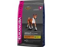EUK Dog корм для взрослых собак средних пород 3кг