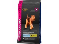 EUK Dog корм для взрослых собак крупных пород 3 кг