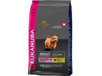 EUK Dog корм для взрослых собак мелких пород 3 кг
