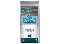 Ветеринарный корм Farmina Vet Life Cat для вывода шерсти 2 кг
