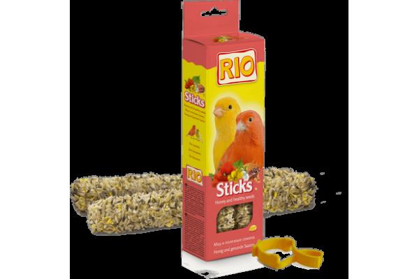 """Палочки """"Rio"""" для канареек с медом и полезными семенами"""