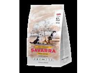 Сухой корм Savarra Light Cat для взрослых кошек с избыточным весом и стерилизованных Индейка/рис 2 кг