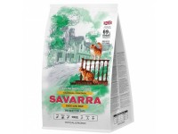 Сухой корм Savarra Adult Cat Hairball для домашних кошек с Уткой и Рисом 15 кг