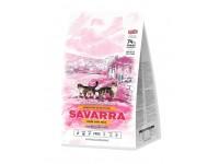 Сухой корм Savarrа Sensitive Cat Cat Lamb & Rice для кошек с чувствительным пищеварением с ягненком и рисом 2 кг