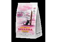 Сухой корм Savarra Adult Cat Lamb для взрослых кошек с ягненком и рисом 2 кг