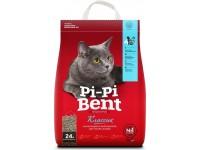 """Наполнитель """"Pi-Pi-Bent"""" комкующийся, 10 кг"""