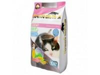Ночной Охотник Сухой корм для кошекс ягненком и рисом 10 кг