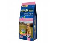 Верные друзья сухой корм гипоаллергенный для взрослых собак всех пород Ягненок и рис 15кг