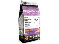 ProBalance Gourmet Diet для кошек с Говядиной и кроликом, 10 кг