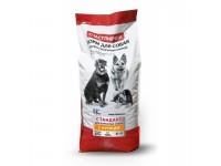 Счастливчик корм для щенков 15кг для средних и крупных пород