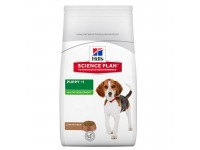 Science Plan Puppy Healthy Development Medium Lamb & Rice, для щенков средних пород, с ягненком и рисом, 12 кг (9264H)