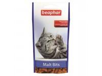Подушечки для кошек с мальт-пастой Beaphar Malt-Bits, 35 г (75 шт.)