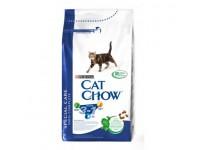 Cat Chow Feline 3 in 1 сухой корм для кошек 3 в 1, 1,5 кг