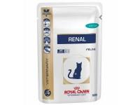 Диета для кошек при хронической почечной недостаточности Renal (тунец), 100 гр (пауч)