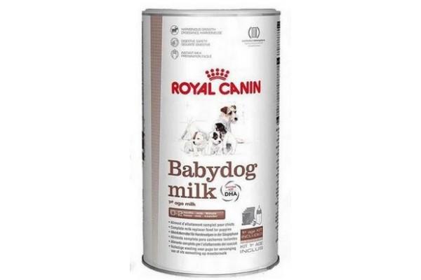 Заменитель молока для щенков с рождения до отъема Babydog Milk,400 г