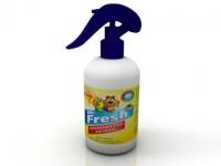 Mr. Fresh (М. Фреш) 2 в 1 ликвидатор запаха для птиц и грызунов, 200 мл (спрей)