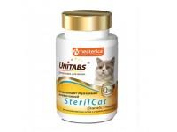 Unitabs SterilCat для кастрированных котов и стерилизованных кошек, 120 таблеток