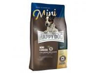 Happy Dog Supreme Mini Canada для взрослых собак мелких пород при аллергии с лососем, кроликом, ягненком и картофелем, 300 г