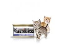Pro Plan Junior Мусс для котят с курицей, 85 г