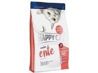 Happy Cat Sensitive Утка гиппоаллергенный корм, на основе утки, картофеля, риса и клюквы, 300 г