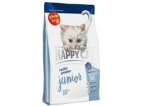 Happy Cat Junior Sensitive гиппоаллергенный корм для котят с 5 недель, без злаков, на основе мяса птицы и картофеля, 300 г