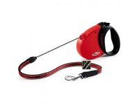 Рулетка Flexi Comfort 2 (до 20 кг, трос 5 м, красный), размер M