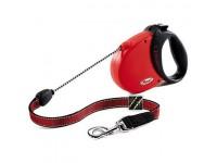 Рулетка Flexi Comfort 3 (до 50 кг, трос 5 м, красный), размер L