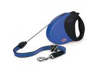 Рулетка Flexi Comfort Long3 (до 50 кг, трос 8 м, синий), размер L