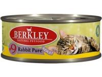Беркли конс. д/к 100г кролик №9