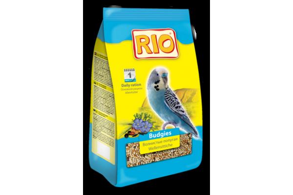 Корм Rio для волнистых попугаев, 500 г