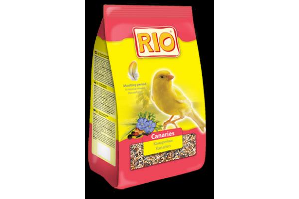 "Корм ""Rio"" для канареек в период линьки, 500 г"