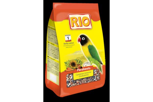 Корм Rio для средних попугаев, 500 г