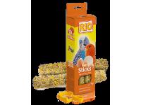 """Палочки """"Rio"""" с яйцом и ракушечником для всех видов птиц"""