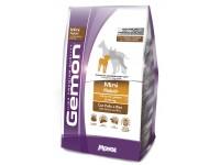 Gemon Dog Mini корм для взрослых собак мелких пород курица с рисом, 1 кг