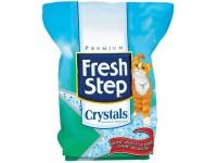 """Наполнитель """"Fresh Step"""" силикагелевый, 1,81 кг"""