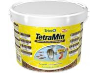 Корм для всех видов рыб Tetra Min, 10 л (хлопья)