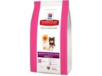 Hill's Science Plan Canine Adult Small & Miniature Sensitive Stomach & Skin - корм для взрослых собак миниатюрных пород с чувствительным пищеваринием и кожей с курицей, 300 г (10515Т)