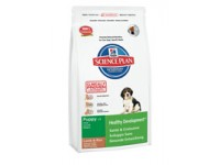 Science Plan Puppy Healthy Development Medium - сухой корм для щенков средних пород, со вкусом ягненка и риса, 1 кг (5225FA)