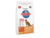 Feline Adult Optlmal Care - сухой корм для оптимального ухода, со вкусом курицы, 400 г (5200FA)