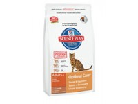 Feline Adult Optlmal Care - сухой корм для оптимального ухода, со вкусом ягненка, 2 кг (8737Н)