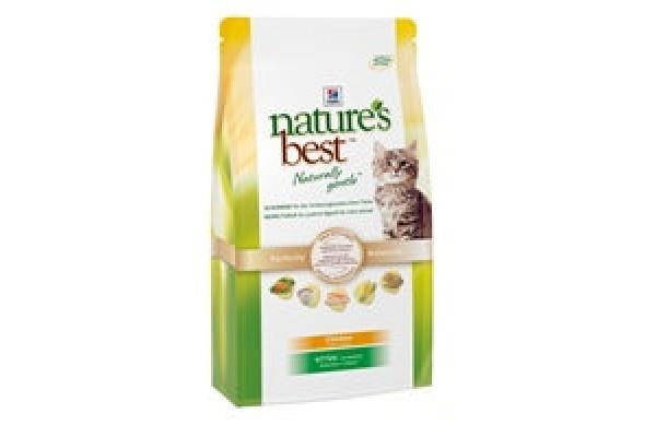 Nature's Best Kitten  - сухой корм для котят со вкусом курицы, 300 г (5280ER)