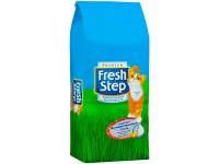 """Наполнитель """"Fresh Step"""", тройной контроль запаха, 6,35 кг"""