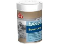 8in1 Vitality Brewers Yeast with Garlic - Витамины пивные дрожжи для собак с чесноком, 780 таблеток